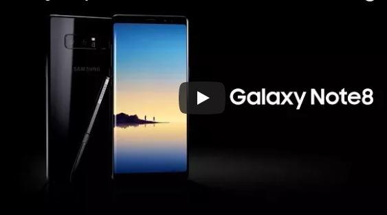 le smartphone samsung galaxy note 8 fiche technique description ce qu 39 il faut savoir aboukam. Black Bedroom Furniture Sets. Home Design Ideas